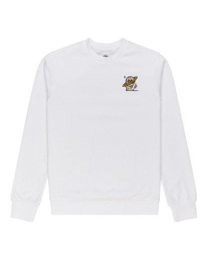 0 Transender - Sweatshirt for Men White Z1CRC6ELF1 Element