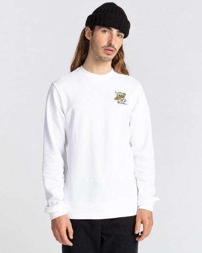 2 Transender - Sweatshirt for Men White Z1CRC6ELF1 Element