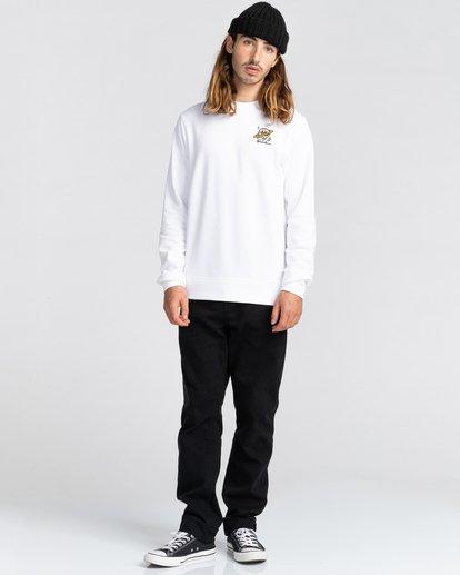 3 Transender - Sweatshirt for Men White Z1CRC6ELF1 Element
