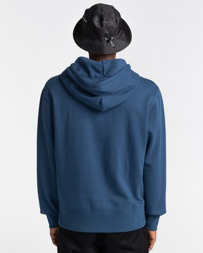 3 92 - Hoodie for Men Blue Z1HOC1ELF1 Element