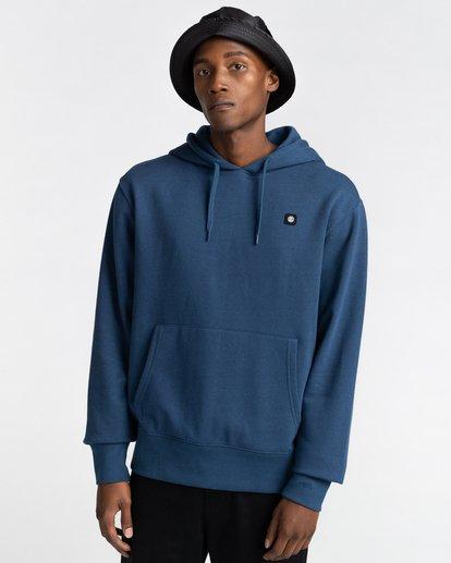 1 92 - Hoodie for Men Blue Z1HOC1ELF1 Element