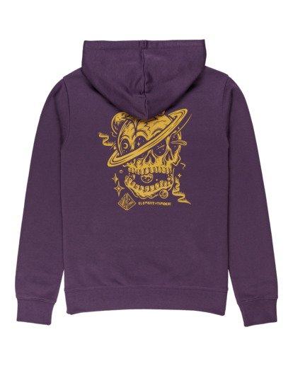 1 Elliptical - Hoodie for Men Purple Z1HOC8ELF1 Element
