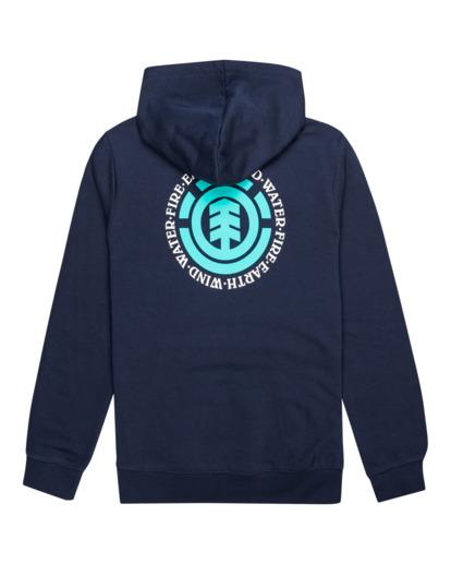 1 Seal - Hoodie for Men Blue Z1HOD2ELF1 Element