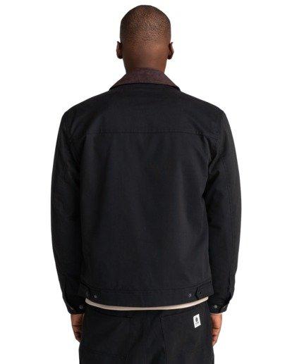 8 Craftman - Water-Resistant Jacket for Men Black Z1JKE3ELF1 Element
