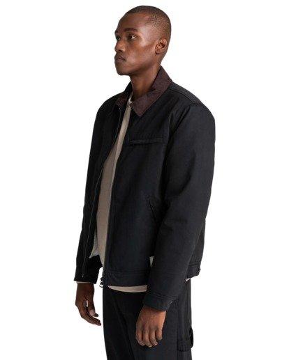 2 Craftman - Water-Resistant Jacket for Men Black Z1JKE3ELF1 Element