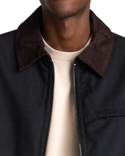 4 Craftman - Water-Resistant Jacket for Men Black Z1JKE3ELF1 Element