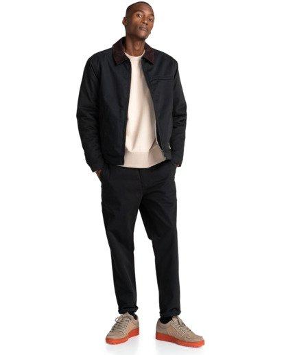 7 Craftman - Water-Resistant Jacket for Men Black Z1JKE3ELF1 Element
