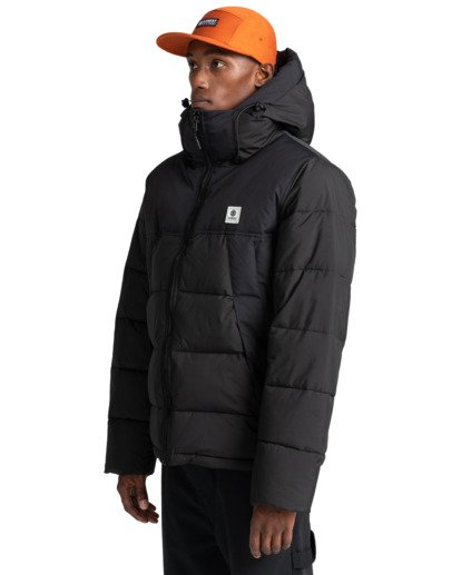 2 Dulcey - Water-Resistant Jacket for Men Black Z1JKF7ELF1 Element