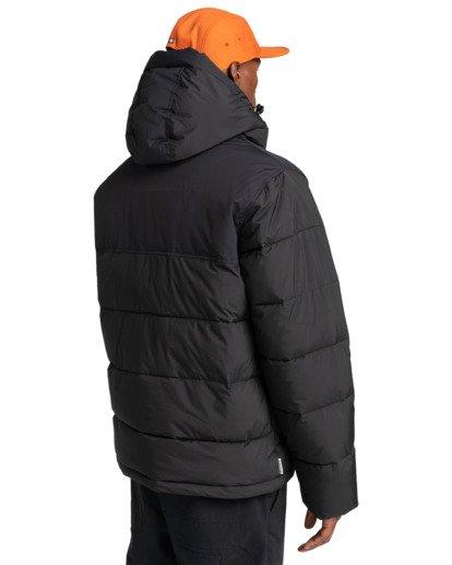 3 Dulcey - Water-Resistant Jacket for Men Black Z1JKF7ELF1 Element