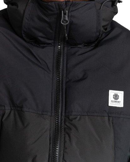 4 Dulcey - Water-Resistant Jacket for Men Black Z1JKF7ELF1 Element