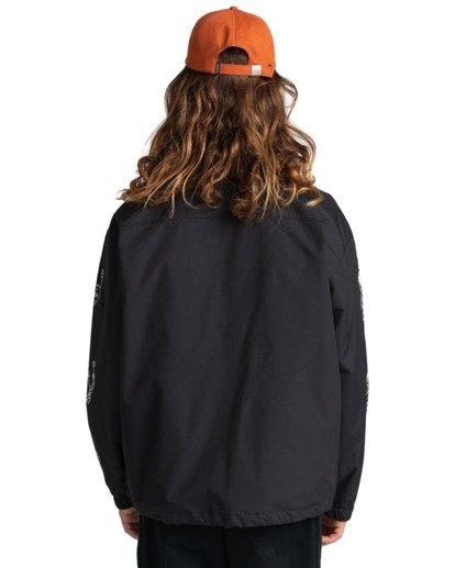 7 Galaxy - Water-Resistant Jacket for Unisex Black Z1JKG4ELF1 Element
