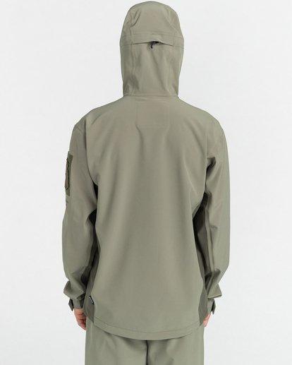9 RCA - Polartec® Waterproof Jacket for Unisex Green Z1JKG8ELF1 Element