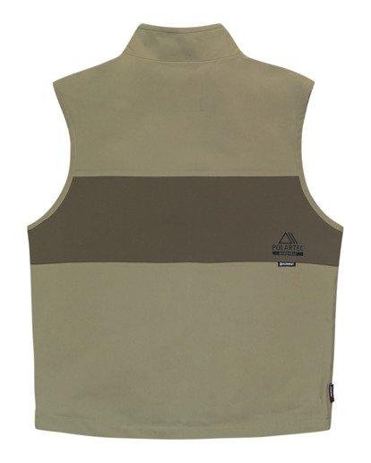 1 Mini Jack - Veste imperméable Polartec® sans manches pour Unisexe Vert Z1JKG9ELF1 Element