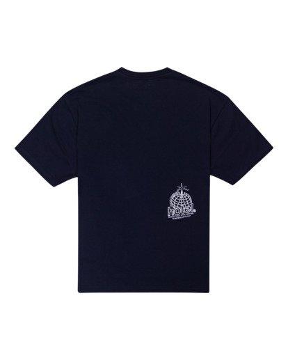 1 Dans Ma Rue - T-shirt pour Unisexe Bleu Z1KTC5ELF1 Element