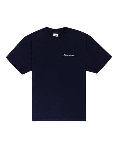0 Dans Ma Rue - T-shirt pour Unisexe Bleu Z1KTC5ELF1 Element