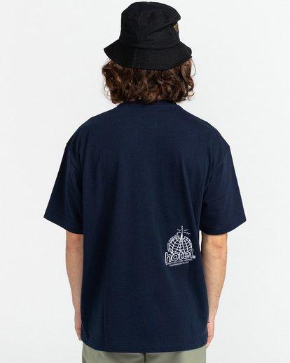 6 Dans Ma Rue - T-shirt pour Unisexe Bleu Z1KTC5ELF1 Element