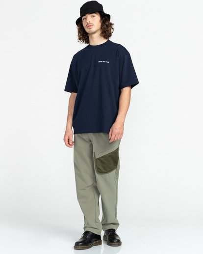 5 Dans Ma Rue - T-shirt pour Unisexe Bleu Z1KTC5ELF1 Element