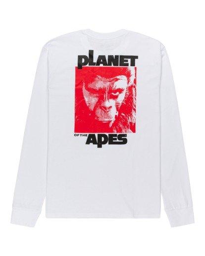 1 Pota Dominion - Long Sleeve T-Shirt for Unisex White Z1LSE7ELF1 Element