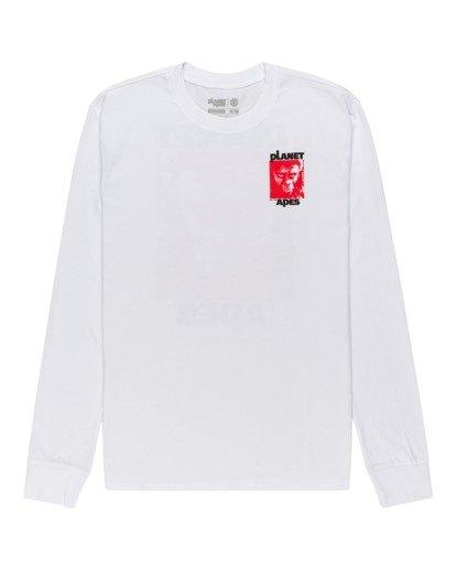 0 Pota Dominion - Long Sleeve T-Shirt for Unisex White Z1LSE7ELF1 Element