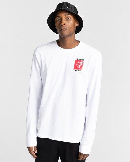 2 Pota Dominion - Long Sleeve T-Shirt for Unisex White Z1LSE7ELF1 Element