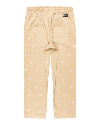1 Chillin Galaxy - Pantalon pour Unisexe Gris Z1PTD6ELF1 Element