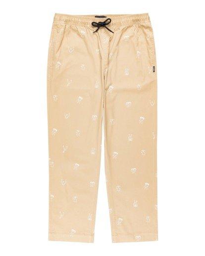 0 Chillin Galaxy - Pantalon pour Unisexe Gris Z1PTD6ELF1 Element