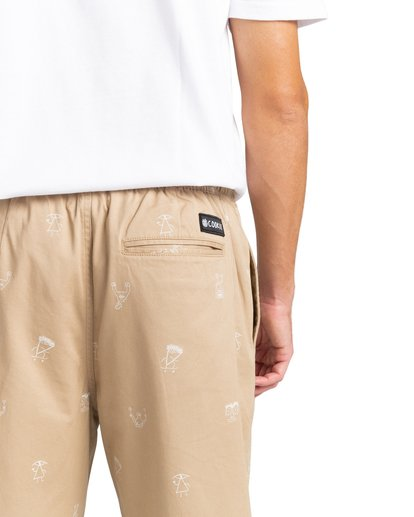 4 Chillin Galaxy - Pantalon pour Unisexe Gris Z1PTD6ELF1 Element