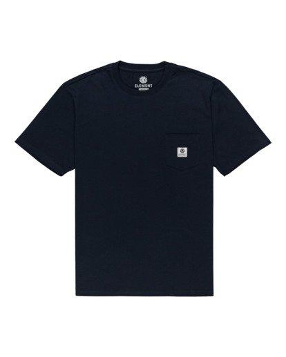 0 Basic Label - T-shirt pour Unisexe Bleu Z1SSI1ELF1 Element