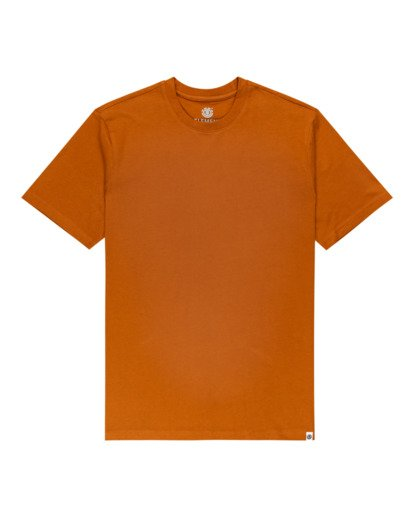 0 Crew - Camiseta para Unisex Beige Z1SSI2ELF1 Element