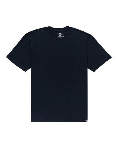 0 Crew - Camiseta para Unisex Azul Z1SSI2ELF1 Element