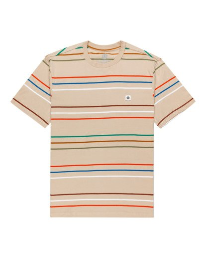 0 Hovden - T-shirt pour Unisexe Beige Z1SSI3ELF1 Element