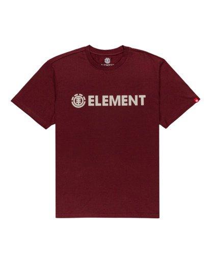 0 Blazin - T-Shirt for Men Red Z1SSI5ELF1 Element