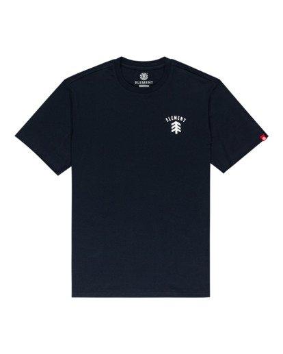 0 Casco - T-shirt pour Homme Bleu Z1SSJ2ELF1 Element