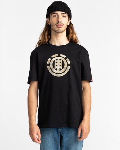 1 Landscape - T-Shirt for Men Black Z1SSJ5ELF1 Element