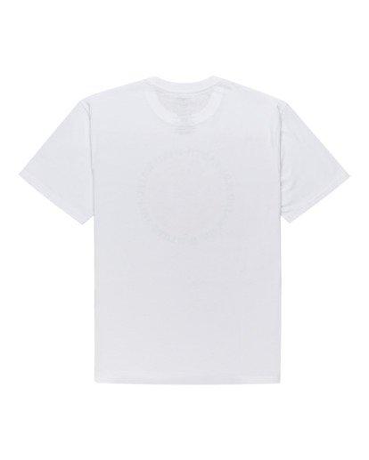 1 Idylild - T-shirt pour Homme Blanc Z1SSK3ELF1 Element