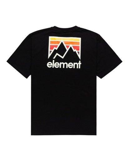 1 Joint - Camiseta para Unisex Negro Z1SSM4ELF1 Element
