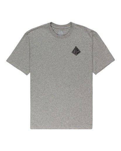 0 Elliptical - T-Shirt for Men Grey Z1SSO8ELF1 Element