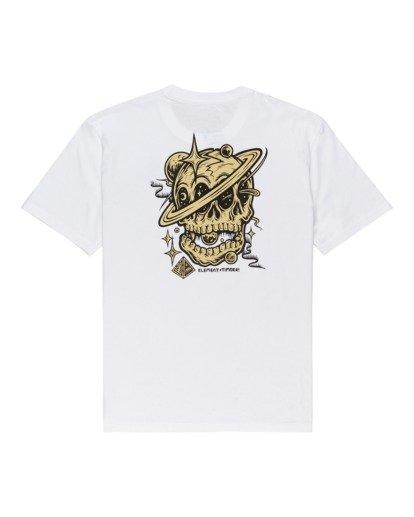 1 Elliptical - T-Shirt for Men White Z1SSO8ELF1 Element