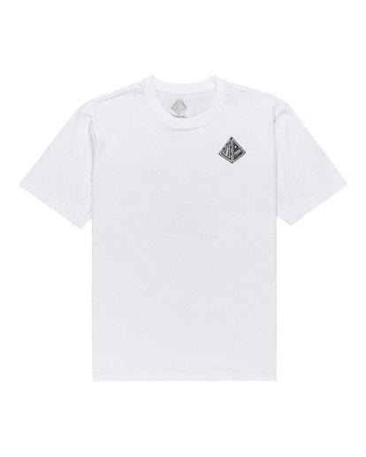0 Elliptical - T-Shirt for Men White Z1SSO8ELF1 Element