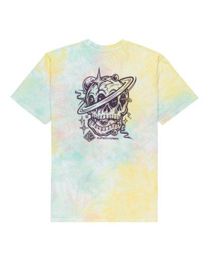 1 Elliptical - T-Shirt for Men Yellow Z1SSO8ELF1 Element