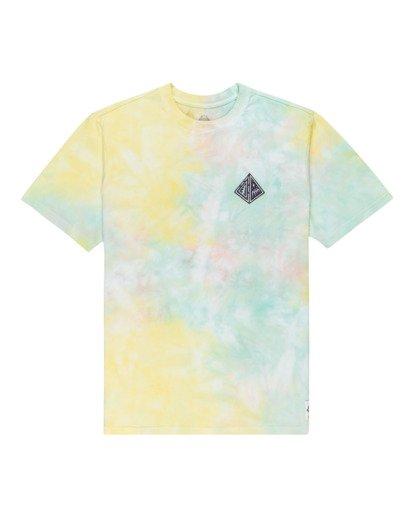 0 Elliptical - T-Shirt for Men Yellow Z1SSO8ELF1 Element