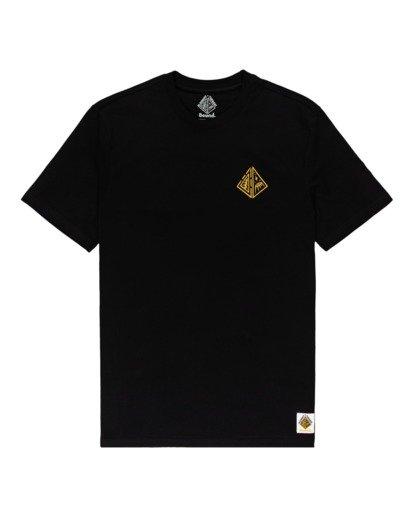 0 Acceptance - T-Shirt for Men Black Z1SSO9ELF1 Element