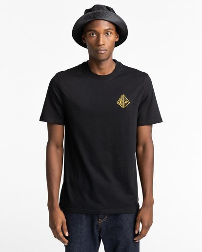 2 Acceptance - T-Shirt for Men Black Z1SSO9ELF1 Element