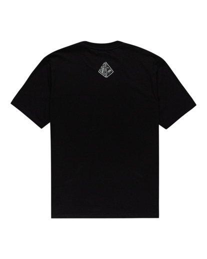 1 Forward - T-shirt pour Homme Noir Z1SSP2ELF1 Element