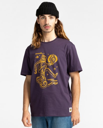 2 Forward - T-Shirt for Men Purple Z1SSP2ELF1 Element