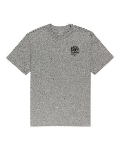 0 Reasoning - T-Shirt for Men Grey Z1SSP3ELF1 Element