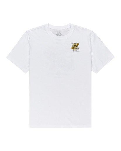 0 Transender - T-shirt pour Homme Blanc Z1SSP5ELF1 Element