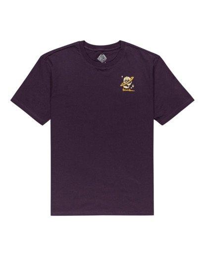0 Transender - T-shirt pour Homme Violet Z1SSP5ELF1 Element