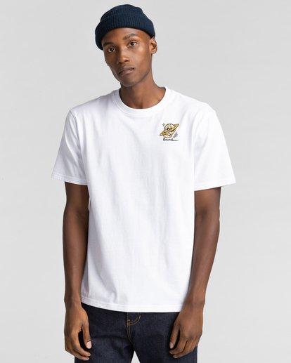 2 Transender - T-shirt pour Homme Blanc Z1SSP5ELF1 Element