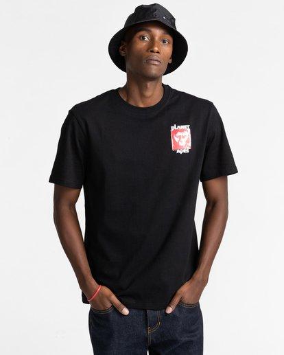 2 Pota Dominion - T-Shirt for Unisex Black Z1SSQ2ELF1 Element